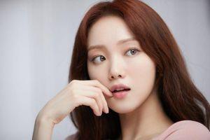 Lee Sung Kyung tung bộ ảnh mới cực xinh và ngọt ngào