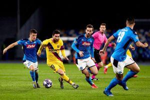Barca vs Napoli: Vượt qua cực hạn