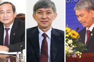 Kỷ luật đảng tại Saigontourist, SGC, Resco, Tân Thuận do sai phạm quản lý nhà đất