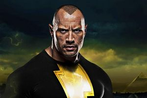 The Rock hé lộ hình ảnh đầu trong lần lấn sân siêu anh hùng