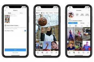 Reels của Instagram có thể 'soán ngôi' TikTok?