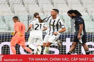 Kết quả Juventus 2-1 Lyon: 'Lão bà' dừng bước ở Champions League