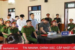 Phía sau sự an toàn của mỗi phiên tòa ở Hà Tĩnh