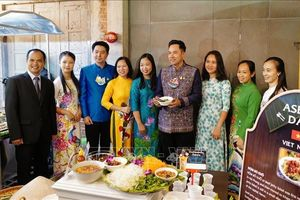 Ấn tượng ẩm thực ASEAN tại Thái Lan