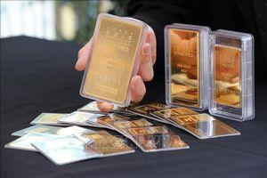 Các quỹ ETF mua ròng 166 tấn vàng trong tháng 7/2020