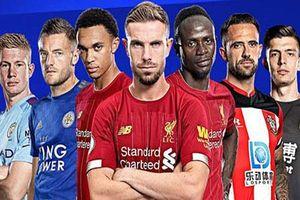 Cầu thủ xuất sắc nhất Premier League 2019/2020: Liverpool chiếm 3/7 suất