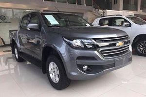 Bảng giá xe Chevrolet tháng 8/2020: Giảm giá mạnh