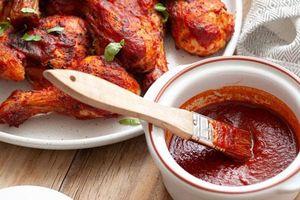 Công thức làm nước sốt cho món nướng, có thể dùng cho tất cả các loại thịt và hải sản chuẩn nhà hàng