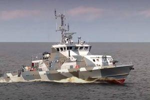 Nga tăng cường tàu chống phá hoại Dự án 21980 'Grachonok'