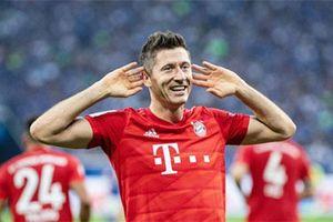 Lewandowski học cách tỏa sáng ở những trận đỉnh cao