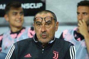 Juventus sa thải HLV Sarri sau thất bại trước Lyon tại Champions League