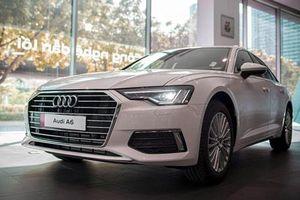Cận cảnh sedan hạng sang Audi A6 2020 tại Việt Nam