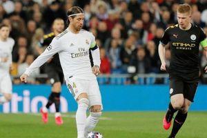 Kết quả trận Man City vs Real Madrid, vòng 1/8 Champions League