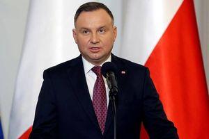 Ba Lan tuyên bố sẽ giúp Ukraine lấy lại Crimea từ tay Nga