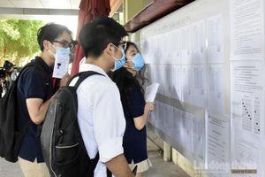 Hơn 26.000 thí sinh không dự thi đợt 1 do ảnh hưởng bởi dịch Covid-19