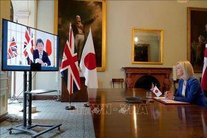 Nhật Bản và Anh nhất trí về thỏa thuận thương mại tự do hậu Brexit