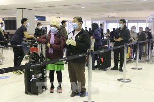 Dịch COVID-19: Đưa hơn 340 công dân Việt Nam từ Australia về nước