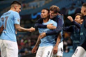 Man City xuất sắc loại Real Madrid, giành vé vào tứ kết Champions League