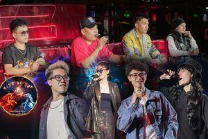 Tập 2 King Of Rap tối 8/8: Pháo - Rich Choi quyết chiến với hit mới, Chị Cả bắn Rap với bài hát huyền thoại Kiếp đỏ đen