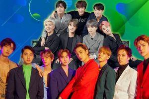 BXH giá trị thương hiệu tháng 8/2020: BTS tiếp tục dẫn đầu, EXO và Seventeen hoán đổi vị trí