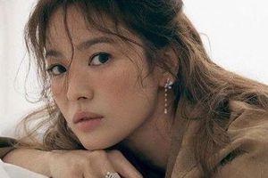Song Hye Kyo ngầm hé lộ lý do ly hôn Song Joong Ki