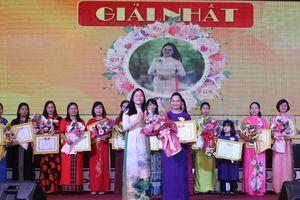 'Cô gái Atiso đỏ' giành giải nhất cuộc thi Phụ nữ khởi nghiệp tỉnh Thừa Thiên Huế