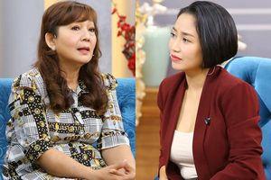 Ốc Thanh Vân đau lòng cảnh chồng trẻ vác dao chém vợ U60 vì mình mất khả năng 'gần gũi'