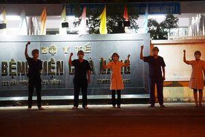 Chính thức dỡ phong tỏa Bệnh viện C Đà Nẵng sau 14 ngày cách ly