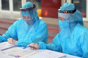 Hà Nội: Bắt đầu triển khai xét nghiệm PCR cho người từ Đà Nẵng trở về từ ngày 8/8