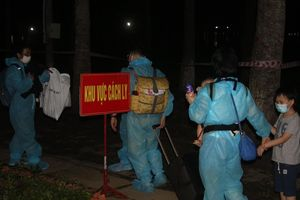 Đồng Tháp: Tiếp nhận cách ly 131 người về từ Singapore