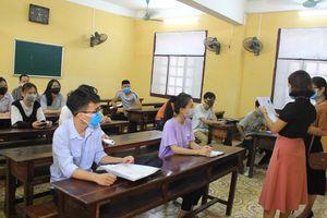 Thanh Hóa: Hơn 34.500 thí sinh làm thủ tục dự thi tốt nghiệp THPT