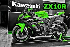 Vừa mở bán tại Việt Nam, Kawasaki Ninja ZX-10R đã dính lỗi nguy hiểm