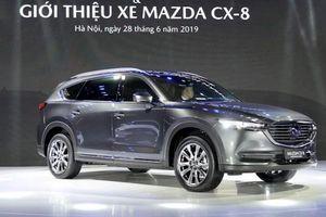 Bảng giá xe Mazda tháng 8/2020: Mazda CX-8, CX-5 tiếp tục được ưu đãi