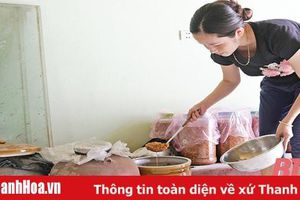 Mắm tép Hà Yên – đặc sản nổi tiếng của xứ Thanh