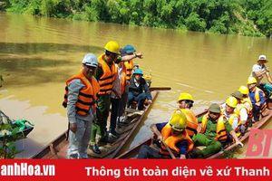 Bảo đảm vận hành an toàn công trình Thủy điện Trung Sơn và vùng hạ du