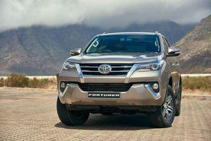 Toyota Fortuner đang có ưu đãi 'khủng' lên tới hơn 120 triệu đồng