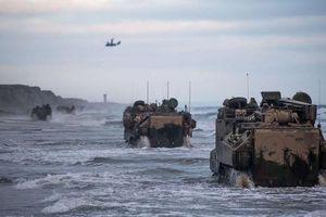 Mỹ tìm thấy thi thể 8 binh sĩ vụ thiết giáp đổ bộ chìm trên biển khi đang huấn luyện