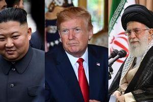 Tổng thống Trump hứa có thỏa thuận với Triều Tiên và Iran nếu… thắng cử