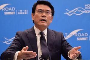 Hong Kong thề trả đũa các biện pháp trừng phạt 'dã man' của Mỹ