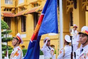 ASEAN cam kết duy trì khu vực Đông Nam Á hòa bình, an ninh, trung lập, ổn định