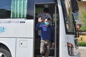 38 y bác sĩ tỉnh Phú Thọ đã đến Quảng Nam hỗ trợ chống dịch