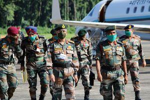 Tư lệnh Lục quân Ấn Độ nhắc binh sỹ tại biên giới sẵn sàng với tình huống xấu