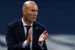 HLV Zidane nói điều bất ngờ sau khi Real bị Man City loại