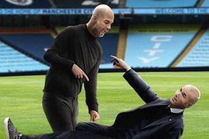 Biếm họa 24h: Pep Guardiola dùng 'thiết đầu công' hạ gục Zidane