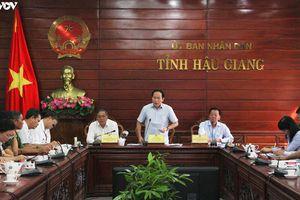 Hậu Giang: 527 trường hợp trở về từ Đà Nẵng và vùng có dịch đều âm tính