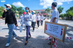 Quảng Ninh: Sĩ tử dân tộc thiểu số ăn nghỉ tập trung thi tốt nghiệp THPT