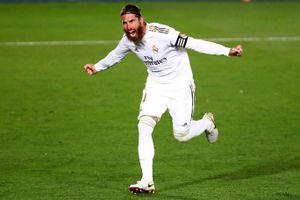 Cái lắc đầu của 'đồ tể' Ramos và sự thất bại của Real Madrid