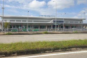 Giảm chuyến bay đi và đến Chu Lai để chống dịch COVID-19