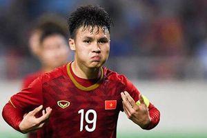 Quang Hải lọt vào top 500 cầu thủ ảnh hưởng nhất thế giới