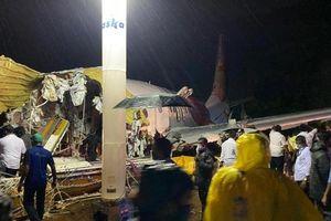 Tìm thấy hộp đen của máy bay Ấn Độ gặp nạn